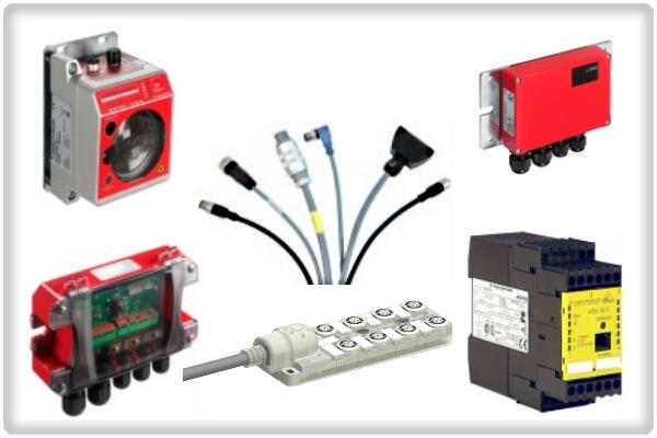 Equipos de transmisión de datos y cables de comunicación - Leuze electronic