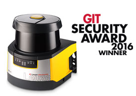 RSL 400 - GIT SECURITY AWARD WINNER